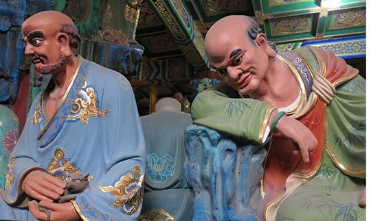 IMG_3921 - 500 Arhats Temple, Chongqing - 540