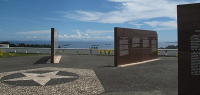 Honiara US War Memorial