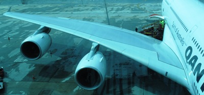 A380 wing