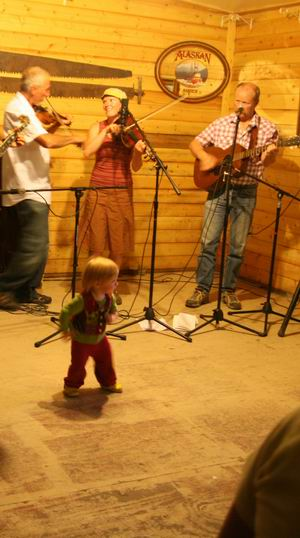 McCarthy Bluegrass & child