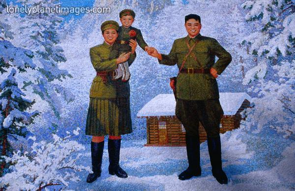 Dear, Great & mom, North Korea