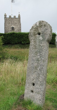 Boscastle Cross