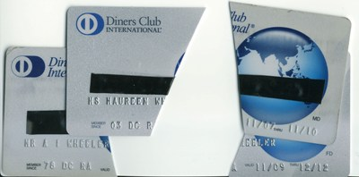 Diners Club cards