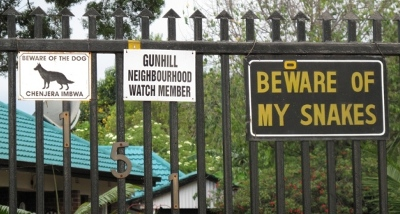 Gunhill warning