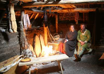 L'Anse aux Meadows Vikings