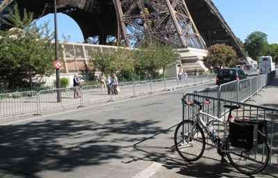 Bicycle Eiffel Tower