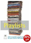 Rough Guide Book of Playlists