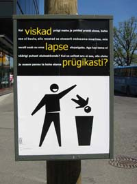 Trash that Child - Parnu, Estonia