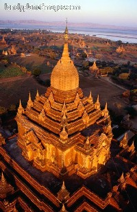 Temple in Bagan