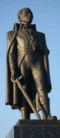 Statue of Toussant Louverture