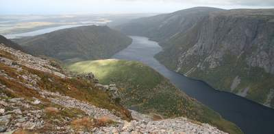 View from Gros Morne
