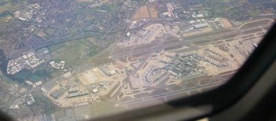 Overhead Heathrow